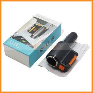 Smart Phone carregador de automóvel de fábrica de MP3 Bluetooth Kit Mãos Livres transmissor FM