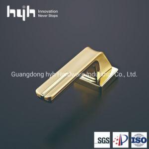 Aleación de Zinc Hyh Empuñadura de Puerta de Cristal Situado en Foshan China