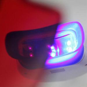 Bleu Lampe à froid de 450nm Salon de beauté Instrument orale de l'équipement terminal de l'unité de l'accélérateur de blanchiment dentaire Blanchiment des dents la lumière