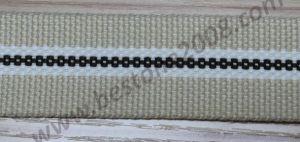 고품질 의복 부속품 (1501-24년)를 위한 회전된 폴리에스테 화포 벨트