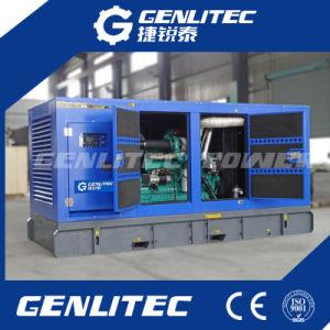 140квт 175Ква Perkins 1106A-70tag3 на базе двигателя электрический генератор установлен