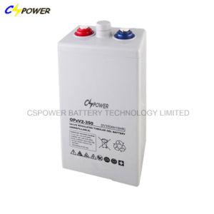 Celda Opzv Cspower Opzv 2V 350Ah para Telecom/Sistema Solar