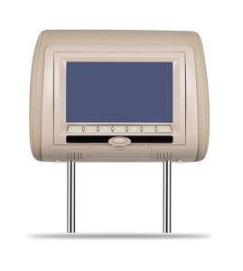 Voiture de 7 pouces DVD APPUI TETE +set AV avec USB/SD/Jeu/IR