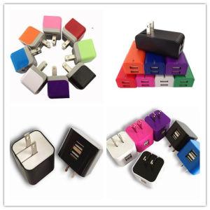 シンセンスマートな電話およびタブレットのために満たす卸し売りUSBの壁の充電器の最高速度