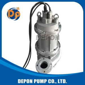 Hohe Chrom-Legierung gezeichnete versenkbare Wasser-Pumpe