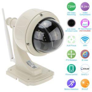 De openlucht 960p Camera van WiFi IP, IP65 de Weerbestendige, Draadloze Camera van de Veiligheid