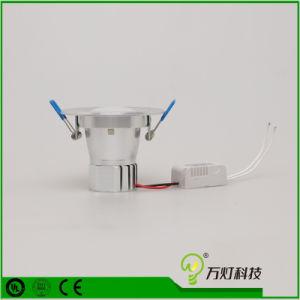 LED-Scheinwerfer Dimmable 5W 7W 9W PFEILER LED Downlight mit Unterbrecher 85mm