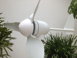 Turbina de vento 400W/gerador de vento silenciosos com controlador da carga