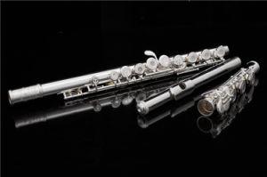 Solid Silver Headjoint flûte, professionnels de la flûte, commerce de gros instrument de musique