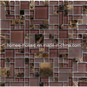 Tegel van het Mozaïek van de Steen van de Tegel van het Porselein van de Tegel van het Mozaïek van de Lei van de metro de Ceramische
