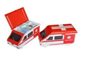 救急箱の昇進の救急処置ボックスは移動する