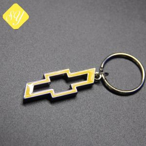 China promocionais de fábrica de fundição de liga de zinco para a promoção de chaves