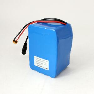 Pak van de Batterij van het Lithium van de douane 12V 20ah het Ionen met Xt60 Schakelaar
