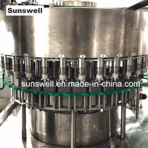 12000bph чисто Минеральные воды розлива заполнение упаковочные машины