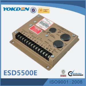 Regolatore di velocità del pannello di controllo di velocità dei gruppi elettrogeni di ESD5500e 5500e