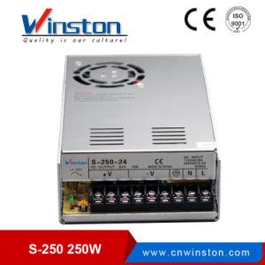S-250 SMPS una tensión constante fuente de alimentación de conmutación con CE