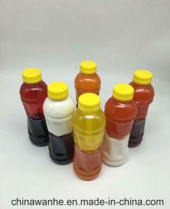 Caixa de plástico PET beber leite Sumo de café máquina de sopro de garrafas