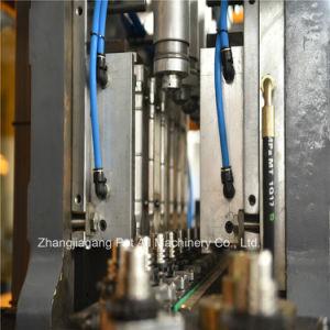 Completamente automática de llenado en caliente botella PET Estiradora-sopladora (PET-08A)