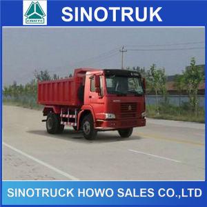 Scaricatore dell'autocarro con cassone ribaltabile di Sinotruk 4X2 15t per il camion pesante di estrazione mineraria