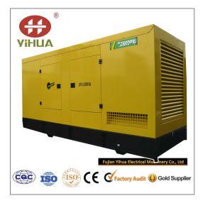 Комплект генератора 200kw/250kVA европейского стандарта китайский тепловозный