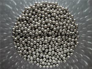 1.588mm AISI1015 bajar la bola de acero de carbono, hierro Beads G100 de la HRC58-HRC63