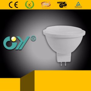 CER RoHS SAA anerkanntes 6000k MR16 4W LED Punkt-Licht