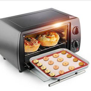 耐熱性オーブンの天板の焦げ付き防止のベーキングシリコーンBBQのグリルのマット