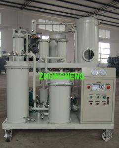 De gebruikte Zuiveringsinstallatie van de Smeerolie, het Systeem van de Regeneratie van de Olie van het Afval