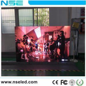 LED de haute qualité mur vidéo de location de la publicité numérique P2.5mm afficher
