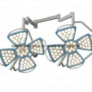 メモリ機能の医学の情報処理機能をもった操作LED Shadowless軽い外科Otライト