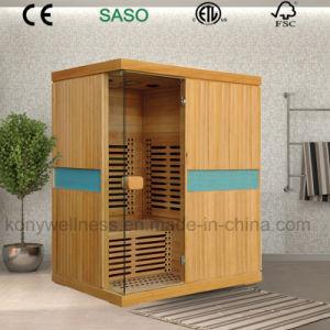 200cm de altura hasta sauna de infrarrojos de la casa para 3 persona