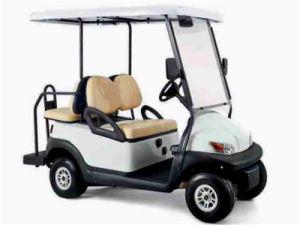 4 Lugares Modelo de Automóvel Clube de Golfe Eléctrico Ds-S2+2