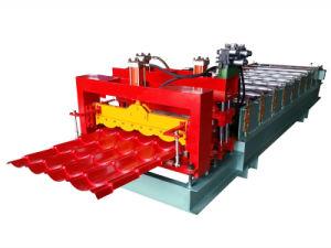 金属カラー販売のための機械を形作る鋼鉄タイルロール