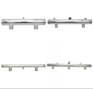 Collecteur de décharge en acier inoxydable (YZF-F23)