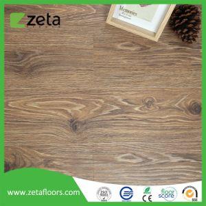 La superficie de la textura de madera pisos laminados materiales de construcción resistente al agua con AC3