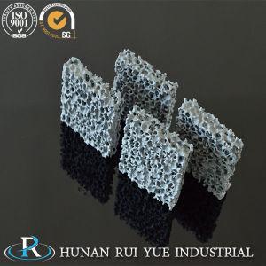 La alúmina de carburo de silicio de alta calidad Cerámica de zirconio filtro de espuma para fundición de metales
