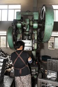 ISO9001 de goedgekeurde Kleine Enige Dieselmotor van de Cilinder (R175A)