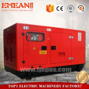 Generatore diesel silenzioso di CA di alta qualità 112kw 140kVA con Cummins Engine