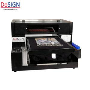 A3 formato 33cm*48cm tutte le stampanti di DTG della tessile di colori da vendere