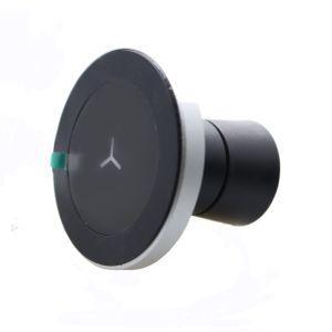 Nuevo coche inalámbrico magnético 360 Cargador de teléfono móvil con Soporte Soporte de Clip de ventilación de montaje