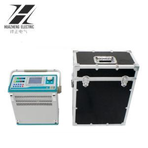 マイクロ計算機制御の自動3段階のリレー保護テスター