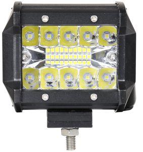 LED Bar 4 Inch 70W LED Work Light Bar Motorcycle Barra voor Offroad Car 4X4 LED Light Bar voor Truck Boat SUV ATV 12V 24V