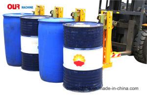 中国の工場製造業者在庫の55台のガロンのフォークリフトのドラムグラブ