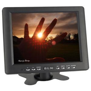 8 VGA/HDMIのインチTFT LCD/LEDスクリーン表示接触モニタ