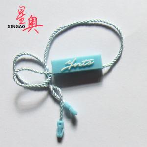Cadena personalizada sello de fábrica de etiquetas colgar prendas de vestir