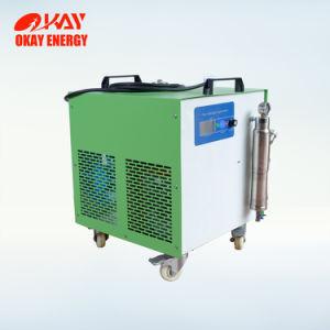 Oh800水晶ガラス管のシーリング機械Hhoのガスの発電機
