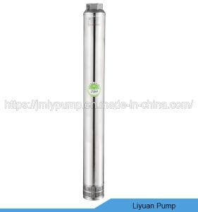 Pompa dell'acqua di pozzo profondo di buona qualità, pompa elettrica