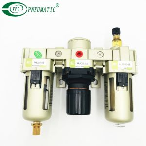 Pneumatische Van de Bron lucht van de Filter van de Lucht AC3000-03 SMC Behandeling