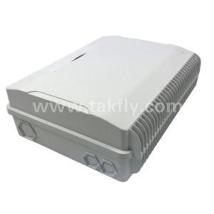 24 núcleos FTTH/Caja de pared Caja de terminales de fibra óptica