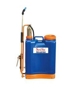 16L сельскохозяйственных латунный цилиндр вручную Knapsack рукой рюкзак опрыскивателя (SX - LK16U)